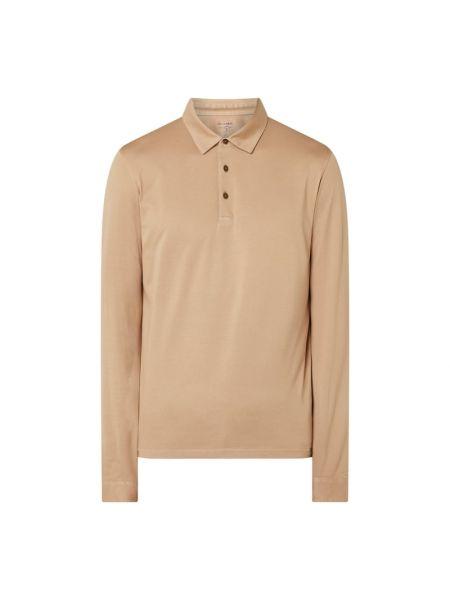 T-shirt bawełniana - fioletowa Olymp Level Five