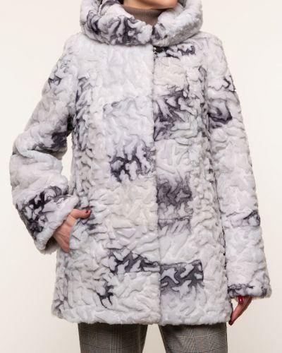 Куртка с капюшоном - белая Dzhanbekoff