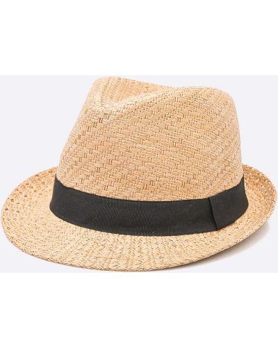 Бежевая шляпа Medicine