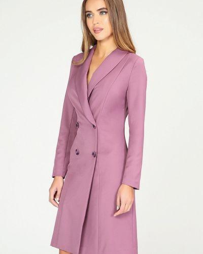 Платье розовое платье-пиджак Kotis Couture