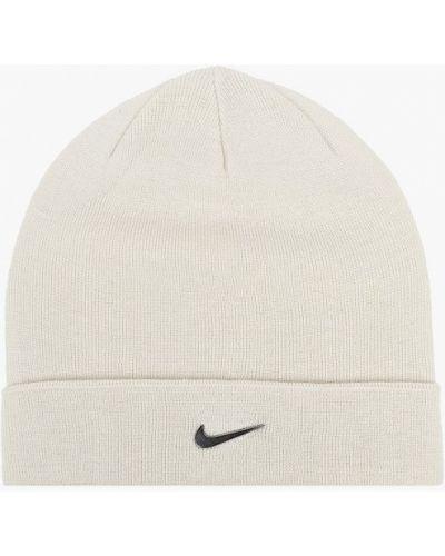 Шапка - бежевая Nike