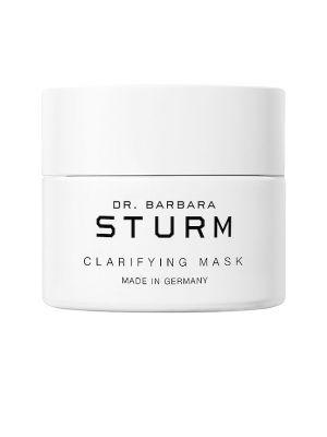 Beżowy skórzany maska do twarzy z aplikacjami odmładzający Dr. Barbara Sturm