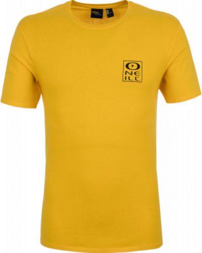 Спортивная футболка желтый O`neill