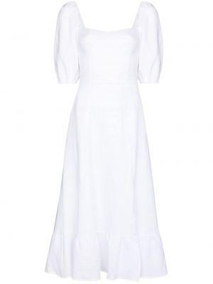 Льняное платье - белое Reformation