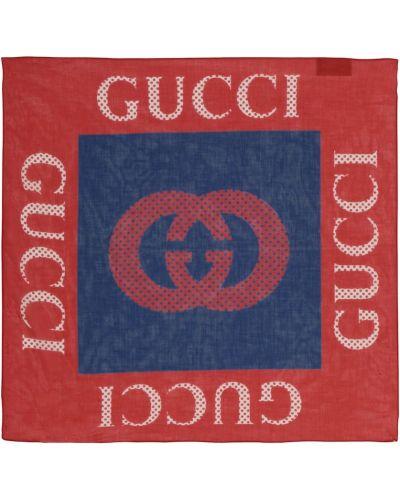 Szalik bawełniany Gucci Kids