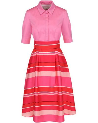 Платье рубашка с поясом приталенное Weill