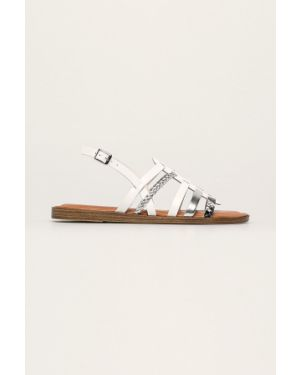 Sandały skórzany piasek Tamaris
