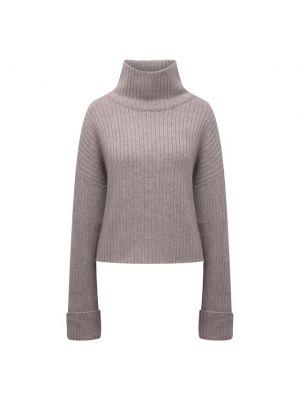 Кашемировый свитер - коричневый Le Kasha