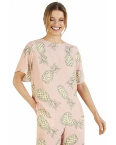 Koszula - różowa Juvia