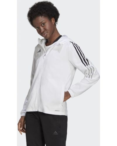 Спортивная ветровка - белая Adidas