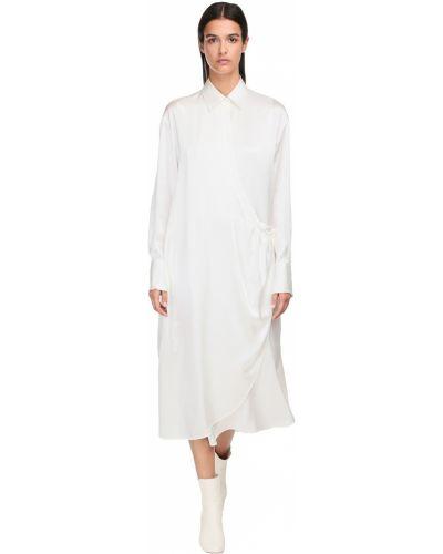 Платье миди макси на пуговицах Jil Sander