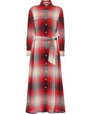 Платье с американской проймой платье-майка Polo Ralph Lauren