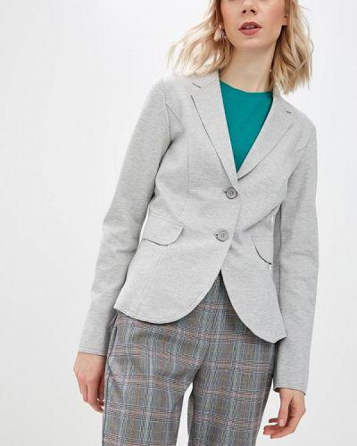 Пиджак серый United Colors Of Benetton
