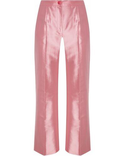 Свободные брюки с лампасами прямые Dolce&gabbana
