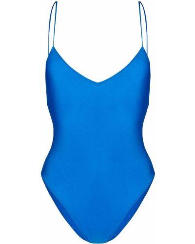 Слитный купальник - синий Mc2 Saint Barth
