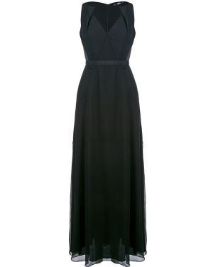 Платье шелковое из вискозы Karl Lagerfeld