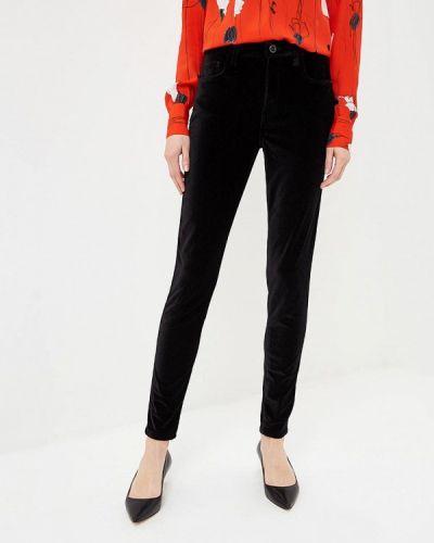 Черные брюки повседневные French Connection