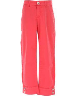 Spodnie bawełniane Siviglia