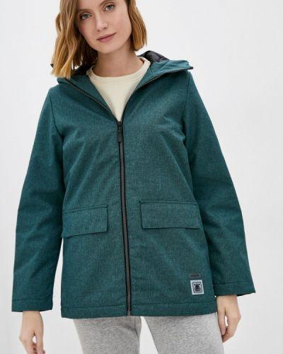 Утепленная куртка - зеленая Termit