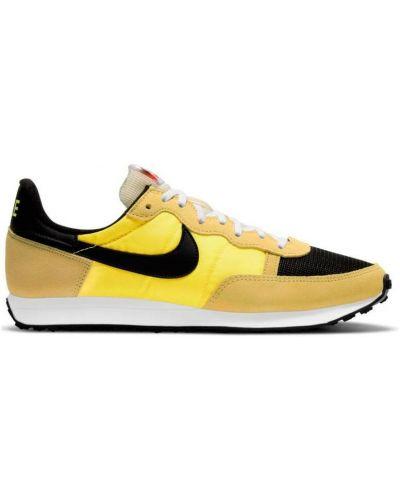 Trampki - żółte Nike