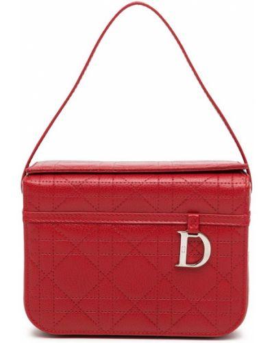 Torebka srebrna Christian Dior