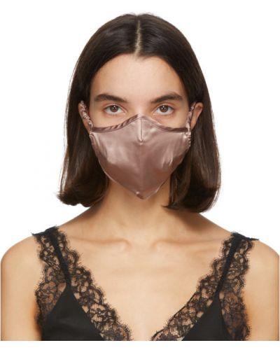 Шелковая маска для лица стрейч Fleur Du Mal