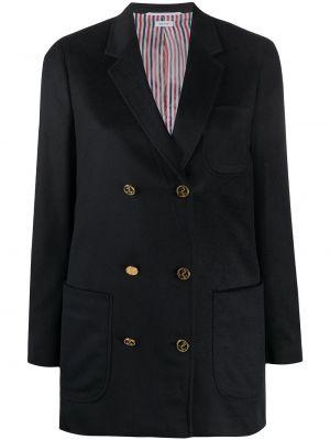 Пиджак оверсайз - синий Thom Browne