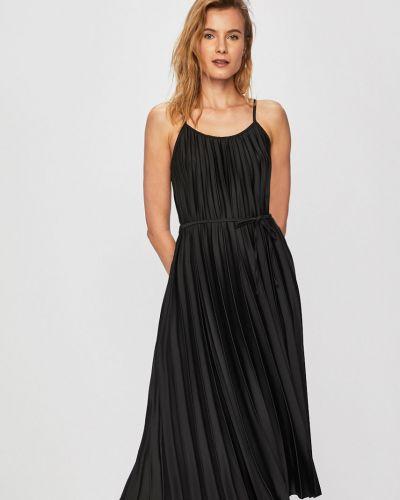 Платье на бретелях расклешенное Answear