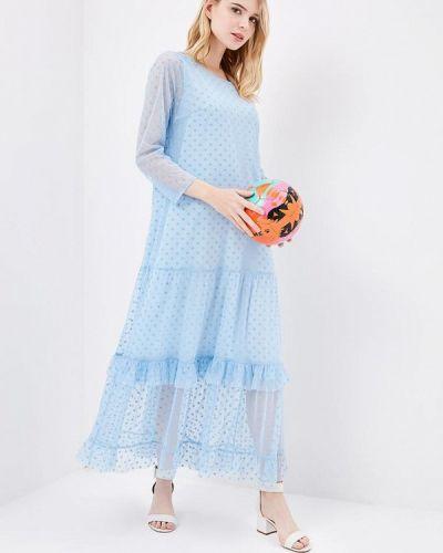 Платье прямое весеннее Aelite
