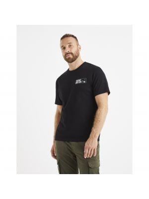 T-shirt bawełniana Celio