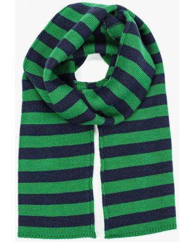 Шарф зеленый United Colors Of Benetton