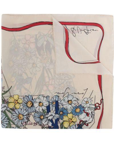 Szalik w kwiaty Zadig&voltaire