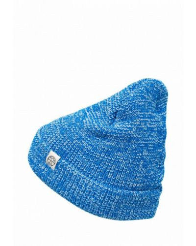 Голубая шапка осенняя 5000 Miles