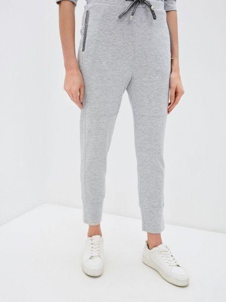 Спортивные серые спортивные брюки Rinascimento