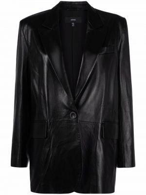 Черный пиджак на пуговицах Arma