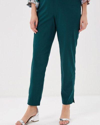 Зеленые брюки Silver String