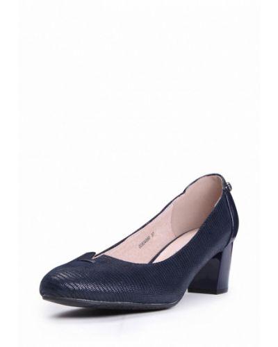 Кожаные туфли замшевые Alessio Nesca