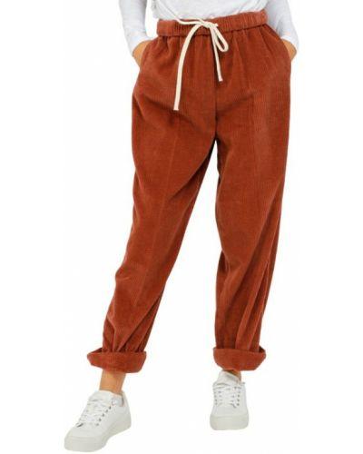 Spodnie vintage - pomarańczowe American Vintage