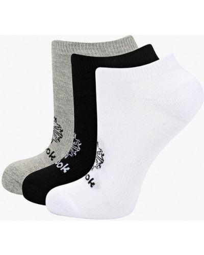 Носки белые черные Reebok Classics