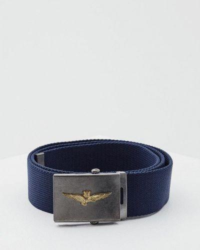 Синий ремень итальянский Aeronautica Militare