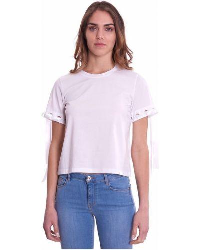 Biała t-shirt Luckylu