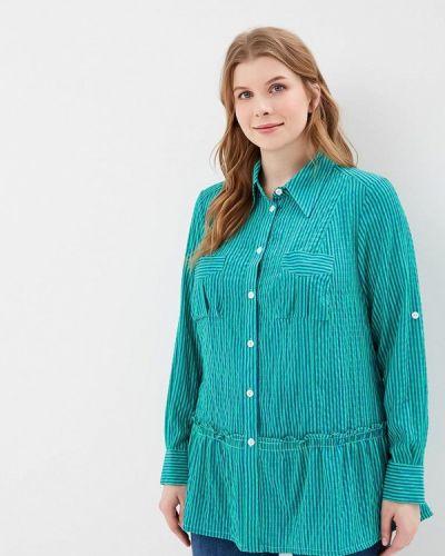 Блузка с длинным рукавом зеленый весенний Berkline