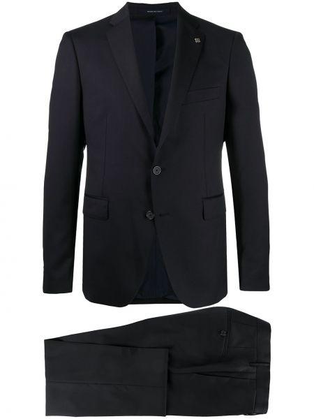 Wełniany garnitur Tagliatore