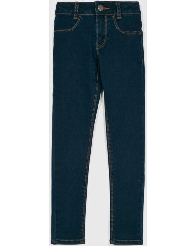 Niebieskie jeansy bawełniane Levi's