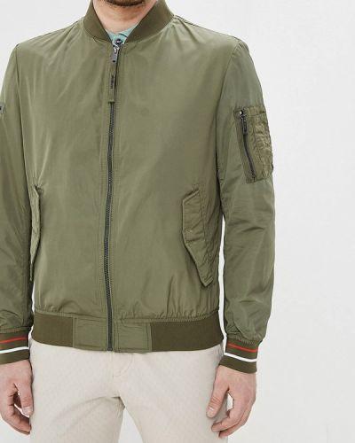 Куртка зеленая Strellson