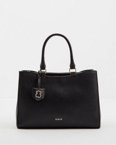 Кожаный сумка с ручками турецкая Tous