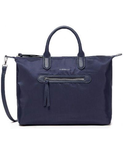 Повседневная сумка - синяя Fiorelli