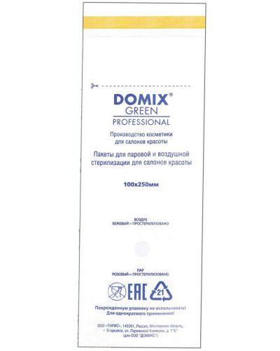 Белый дезинфектор для инструментов Domix