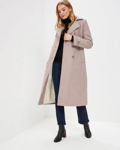 Зимнее пальто розовое пальто Po Pogode