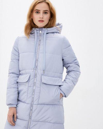 Фиолетовая утепленная куртка Zolla